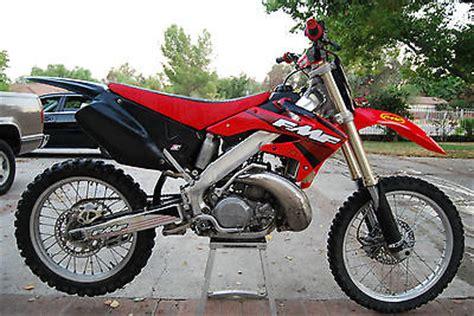 honda cr 80cc dirt bike