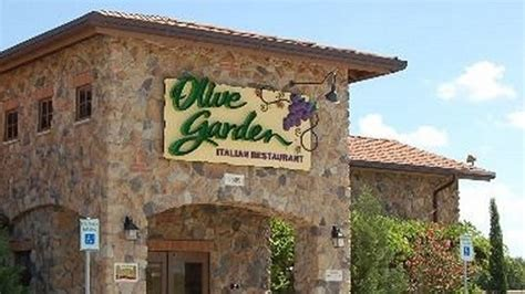 Olive Garden Orlando by Olive Garden Host Parents Out