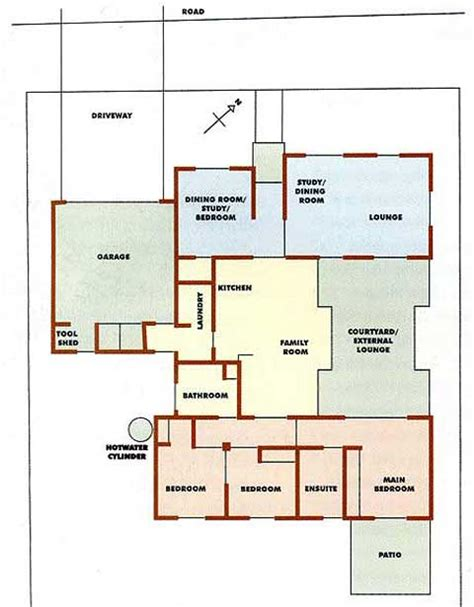 eco home floor plans environmentally friendly house floor plans home design