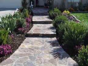 outdoor how to build walkways steps outdoor rock pathway