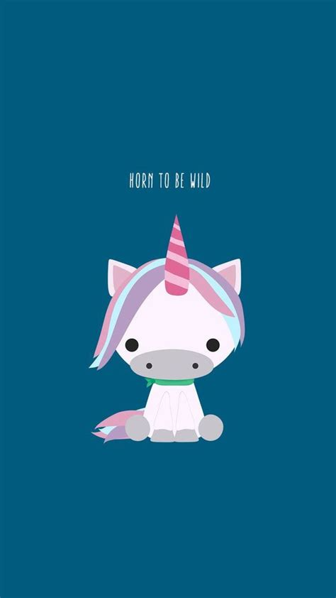 wallpaper unicorn horn to be wild cute unicorn iphone 6 wallpaper iphone