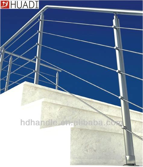 Buy Stair Railing Stainless Steel Handrail Railing Outdoor Railings For