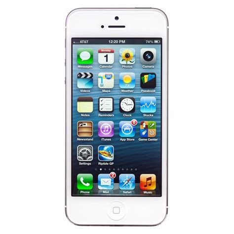 apple iphone apple iphone 5 at t review rating pcmag com