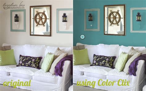 Painting One Wall A Different Color In A Bedroom by How To Virtually Re Paint Your Room Honeybear