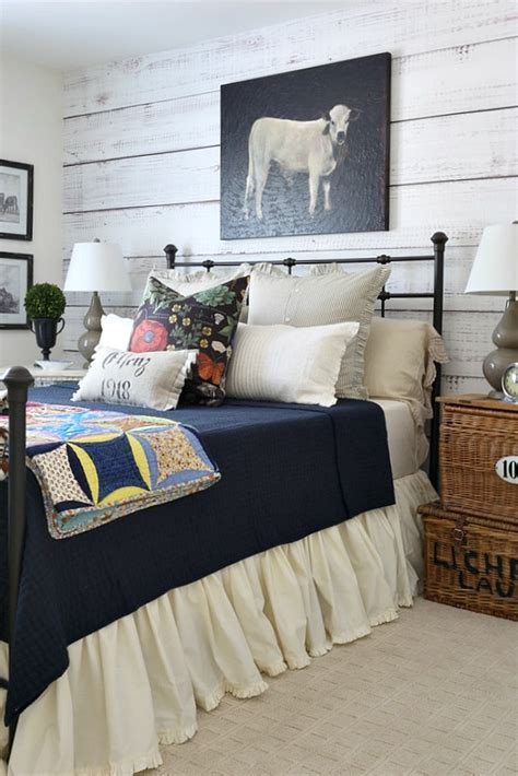 farmhouse style bedroom savvy southern style cozy fall farmhouse style bedroom