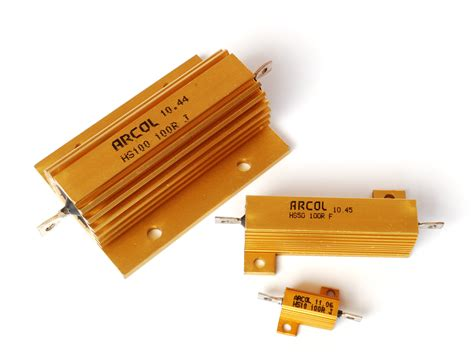 resistor power power resistor 28 images 300w arcol power resistor aluminium clad hs series rapid power