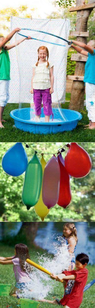 diy backyard water fun 10 diy backyard games for the perfect summer party