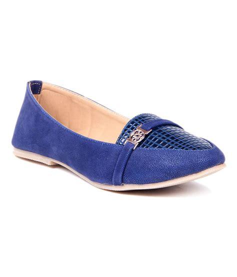 Flat Shoes Inside 13 ten blue flat shoes price in india buy ten blue flat