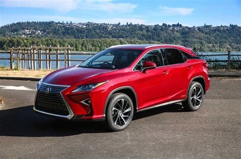 red lexus lexus rx 350 2016 wallpapers hd free download