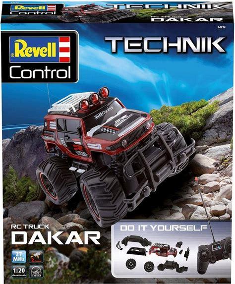 Revell Rc Auto by Revell Rc Auto Bausatz 187 Rc Construction Kit Car Dakar 27