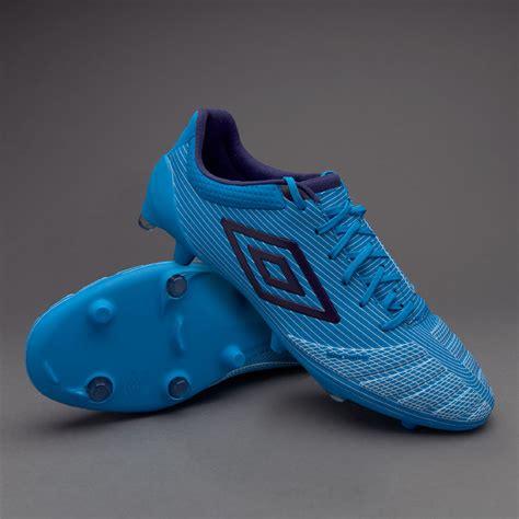 Sepatu Bola Umbro Original sepatu bola umbro original ux accuro pro fg blue astral aura white