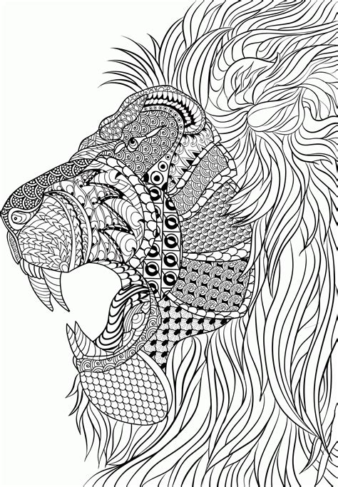 coloring pages designs animal design coloring pages coloring home