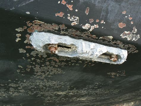 pontoon boat zincs sacrificial anode outboard motor www pixshark