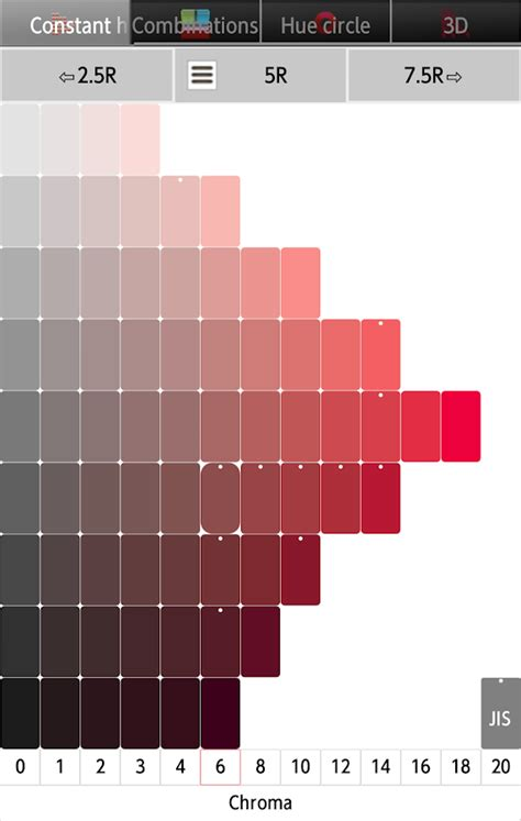munsell color chart munsell color chart android apps on play