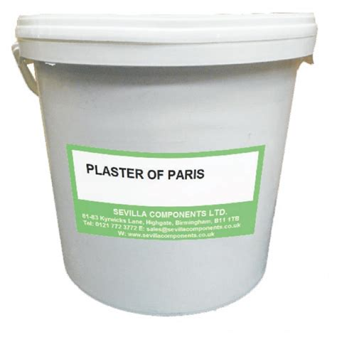 plaster of paris plaster of paris