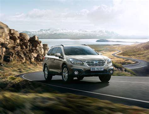 Subaru Outback Estate Coming To Uae Simplycarbuyers