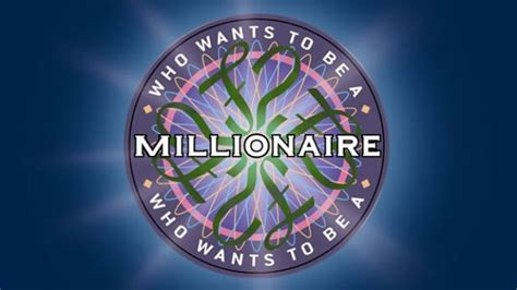Who Wants To Be A Millionaire Returns To U K S Itv With Who Wants To Be A Millionaire