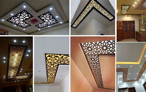 trendy cnc false ceiling corner styles ideas daily lists