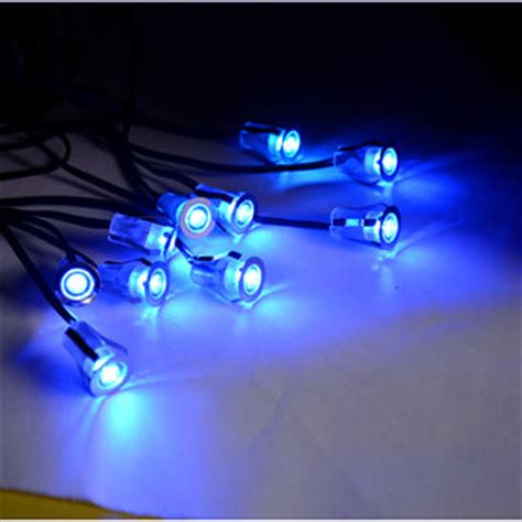 dia 15mm blue led step l step lights 12v leduk co