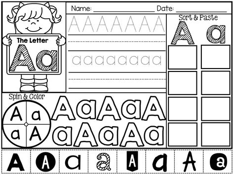 Letter Identification Worksheets by 14 Best Images Of E Letter Identification Worksheets Letter Recognition Worksheets Letter