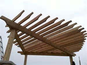 3 Post Pergola by Creative Wood Structure