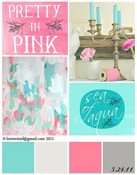 pink bedroom colour schemes best 25 aqua color ideas on aqua turquoise