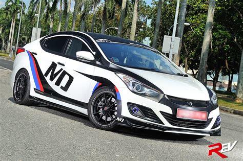 Sticker Spion Hyundai Sport Style hyundai elantra coupe modified www imgkid the