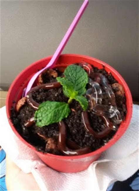 cara membuat ice cream flower pot resep ice cream pot unik mudah praktis