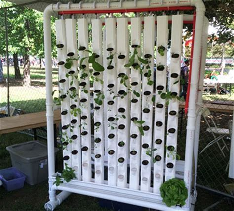 vertical pvc pipe vegetable garden 20 most easy diy pvc ideas to have a garden for small