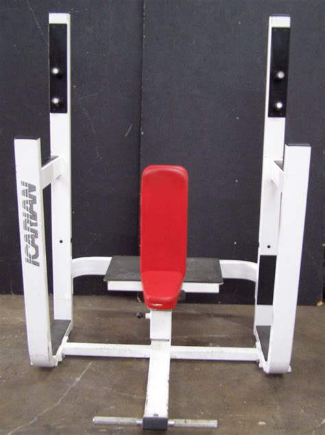 military bench press benches