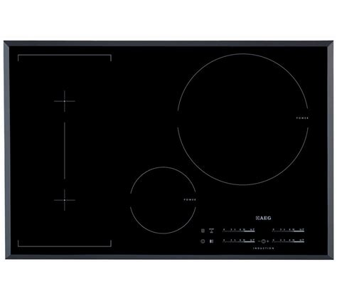 Induction Cooktop Uk - buy aeg hk854320fb electric induction hob black free