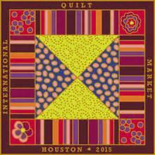 Houston International Quilt Show 2015 by Fall Quilt Market 2015 Shannon Brinkley Studio