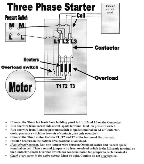 three phase 6 lead motor wiring diagram three phase