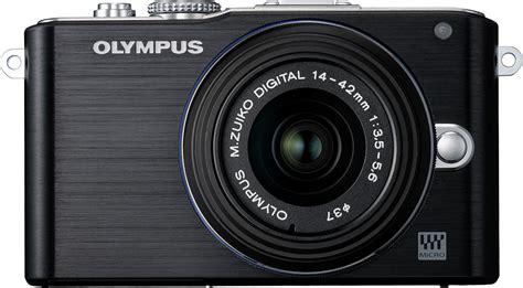Kamera Mirrorles Olympus Pen Lite Epl3 olympus pen lite e pl3 photoxels