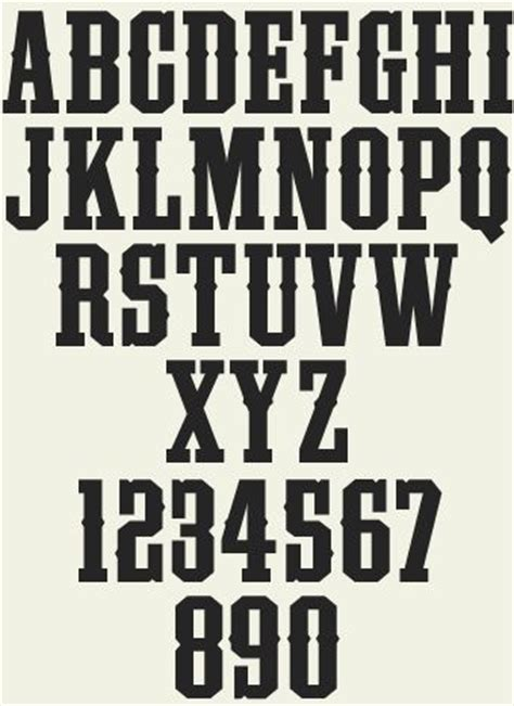 tattoo fonts western best 25 western fonts ideas on circus font