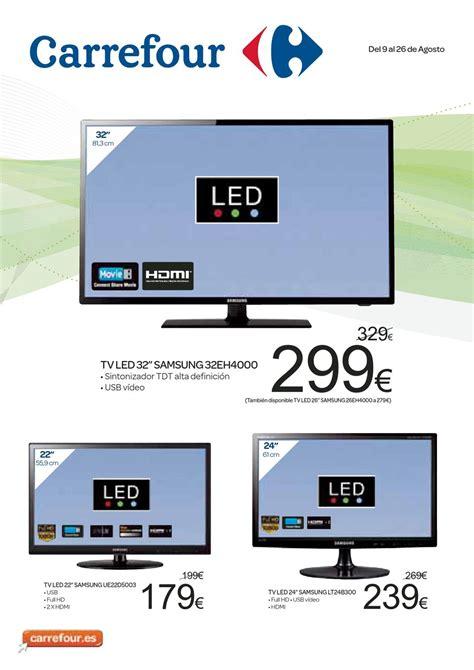 Tv Samsung Carrefour catalogo de precios de televisores samsung en carrefour by