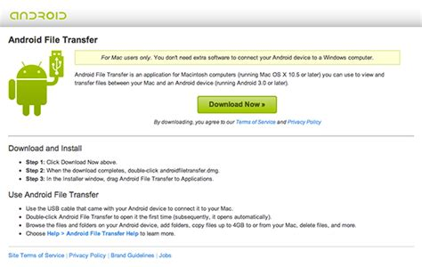 android file transfer dmg 갤럭시s3 맥 유저를 위한 빠른 usb 파일전송 방법 디자인 로그 design log