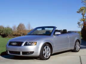 2003 audi a4 convertible audi a4 cabriolet wallpapers