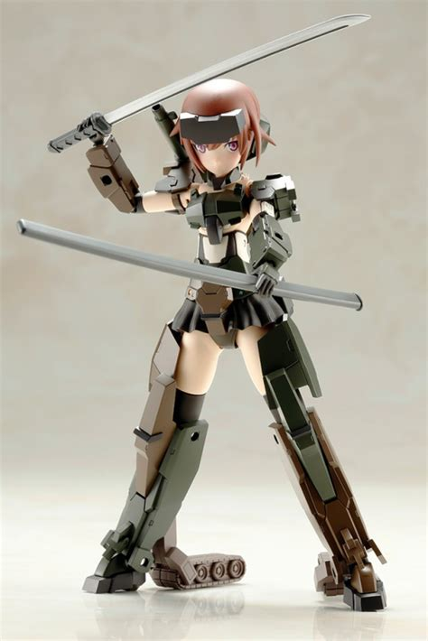 kotobukiya frame arms gourai type 10 ver with armory model kit plastic model