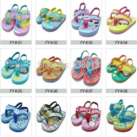 Sepatu Pantai Anak baru musim panas kartun anak anak anti slip pantai