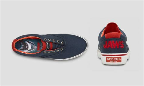jaws boat shoes sperry x jaws boat shoes cool material