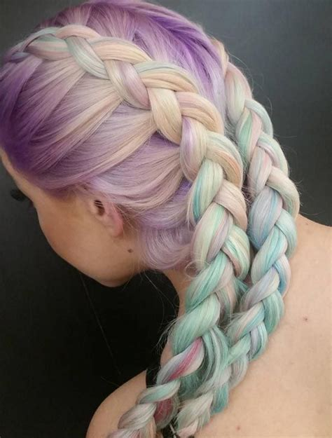 pastel hair colors for women in their 30s 1641 best images about hair style on pinterest