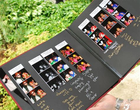 picture book ideas modern and guest book ideas las vegas wedding planners
