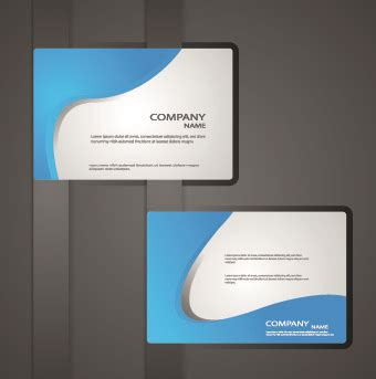 make visit card free classic business cards design vector 04 vector card free