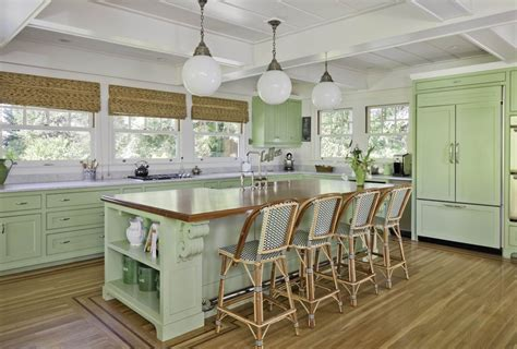 Mint Green Kitchen Cabinets by The To Paint Your Whole House Mint Green