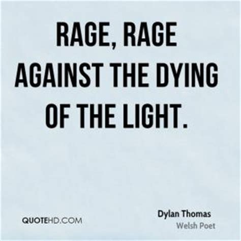 Rage Rage Against The Dying Of The Light Meaning by Rage Against The Dying Of The Light
