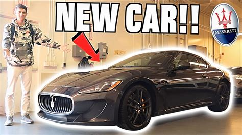Cheapest Maserati by I Bought The Cheapest Maserati Mc In The Usa New Car