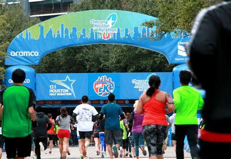 Chevron Houston Marathon by Chevron Houston Marathon Run For A Reason Program