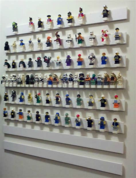 Ikea Mail Organizer lego minifigures storage clean and scentsible