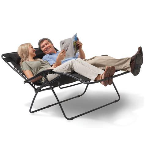 outdoor reclining loveseat the outdoor reclining loveseat hammacher schlemmer